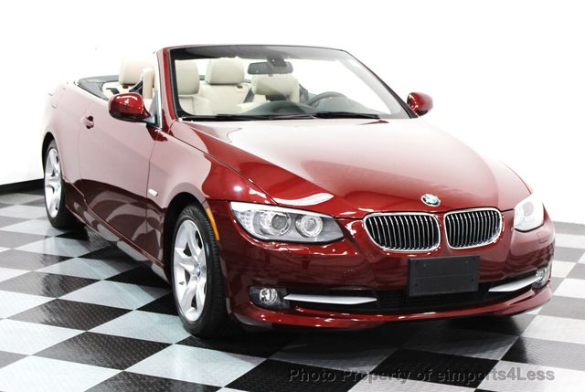 2013 BMW 3 Series CERTIFIED 335i CONVERTIBLE NAVIGATION - 16237481 - 23