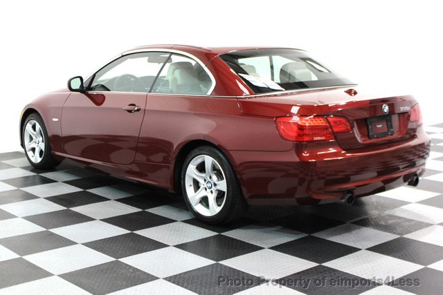 2013 BMW 3 Series CERTIFIED 335i CONVERTIBLE NAVIGATION - 16237481 - 2