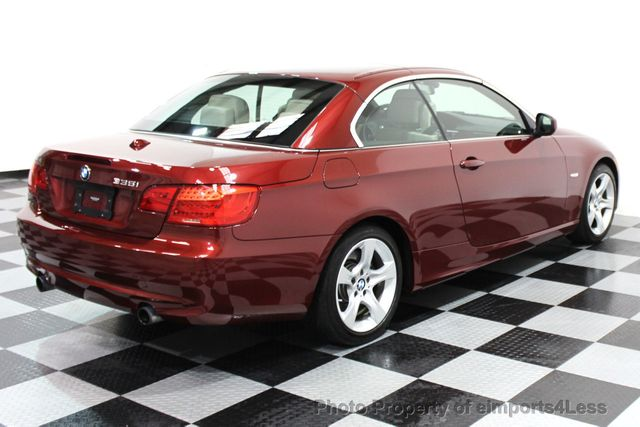 2013 BMW 3 Series CERTIFIED 335i CONVERTIBLE NAVIGATION - 16237481 - 3