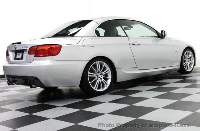 Used BMW Series CERTIFIED I M SPORT SPEED CONVERTIBLE - Bmw 3 series hardtop convertible used