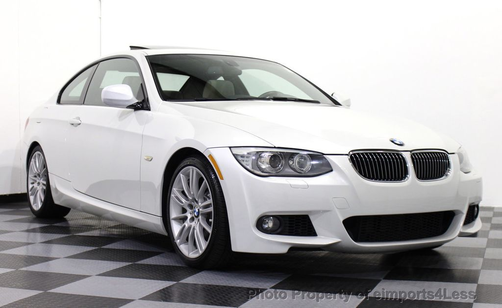 2013 used bmw 3 series certified 335i m sport package coupe