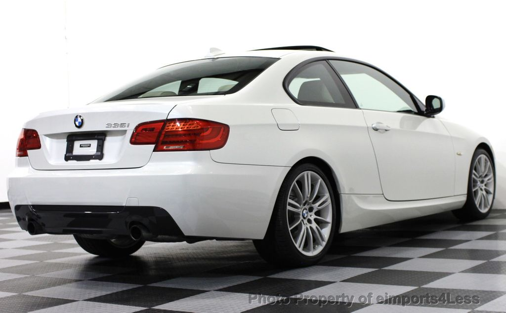 2013 used bmw 3 series certified 335i m sport package - Bmw 3 series m sport coupe ...