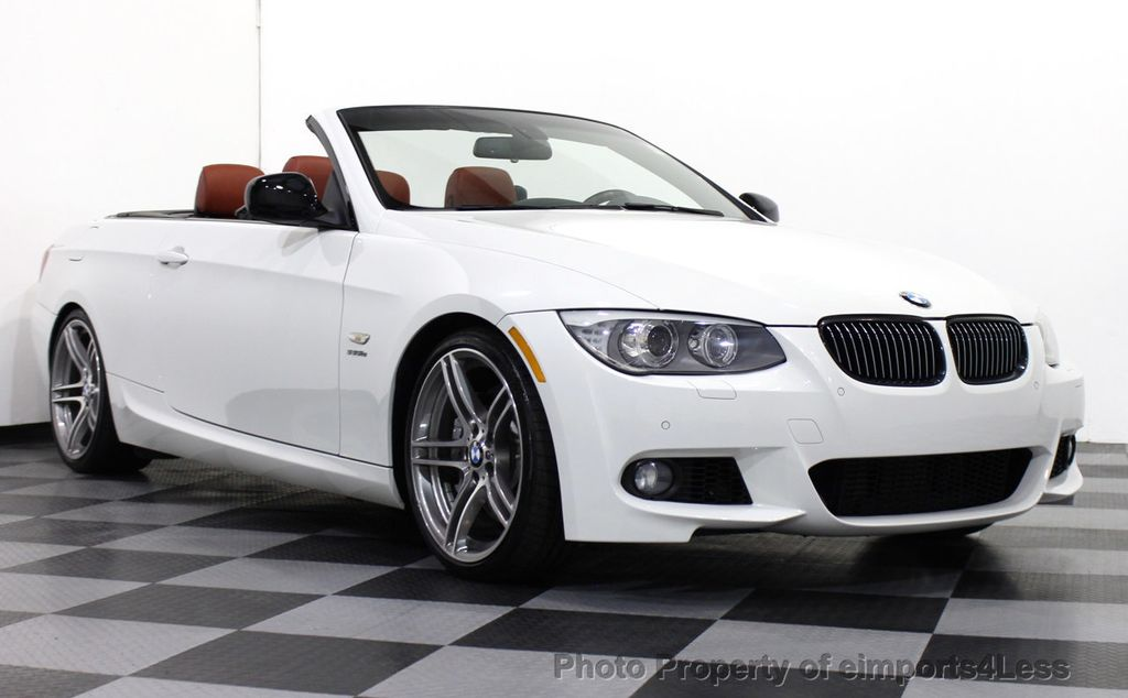 Used BMW Series CERTIFIED IS CONVERTIBLE SPEED - 2013 bmw 335is convertible