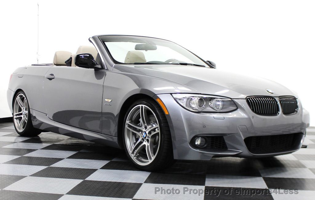Used BMW Series CERTIFIED IS CONVERTIBLE NAVIGATION At - 2013 bmw 335is convertible