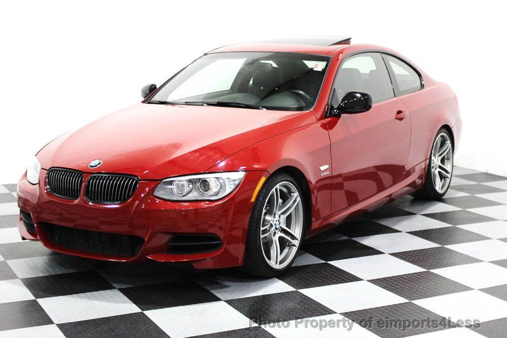 2013 Used BMW 3 Series CERTIFIED 335iS COUPE HK / NAVIGATION at ...