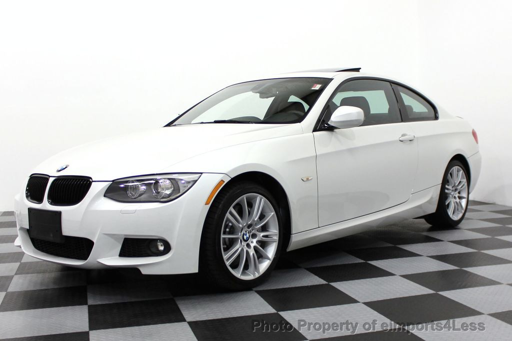 2013 used bmw 3 series certified 335i xdrive awd m sport - Bmw 3 series m sport coupe ...