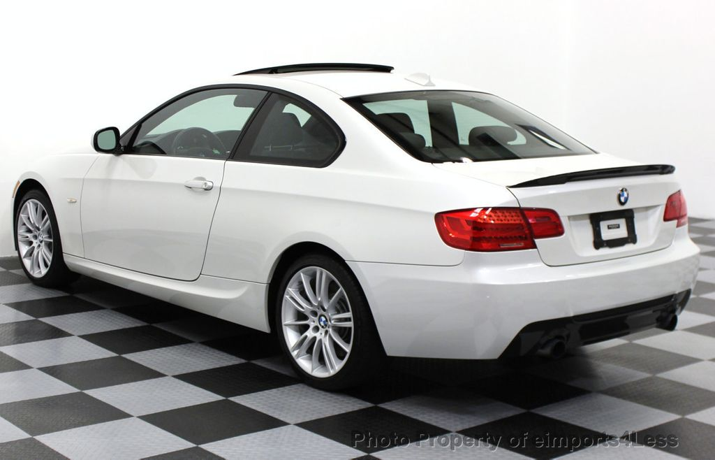 2013 used bmw 3 series certified 335i xdrive awd m sport coupe