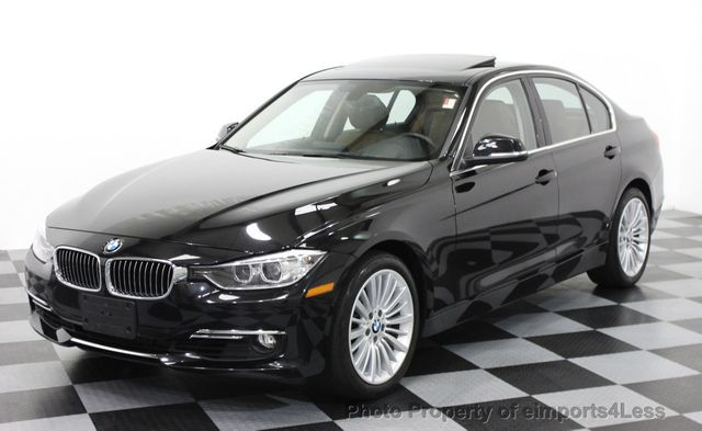 2013 Used Bmw 3 Series Certified 335i Xdrive Luxury Line Awd Sedan