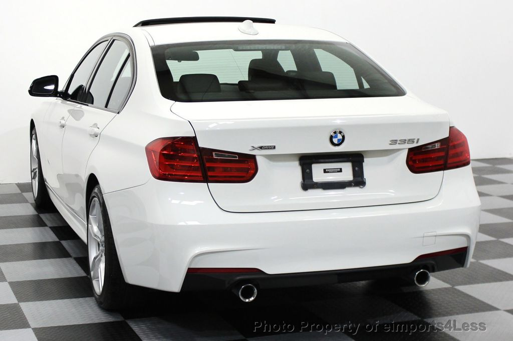 2013 used bmw 3 series certified 335i xdrive m sport awd. Black Bedroom Furniture Sets. Home Design Ideas