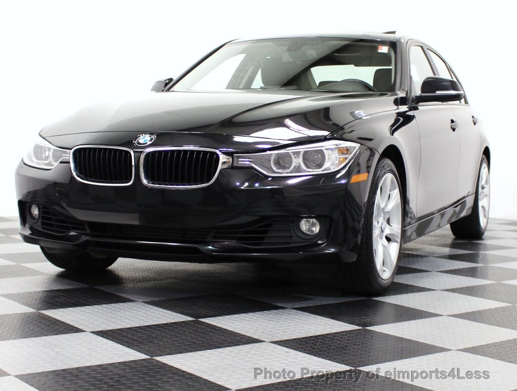 2013 Used Bmw 3 Series Certified 335xi Xdrive Awd Sedan 6