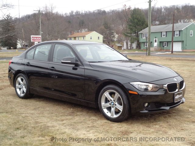 2013 Used Bmw 3 Series Navigation Absolutely Pristine Awd And Black On Black At Motorcars Incorporated Serving Plainville Ct Iid 17182310