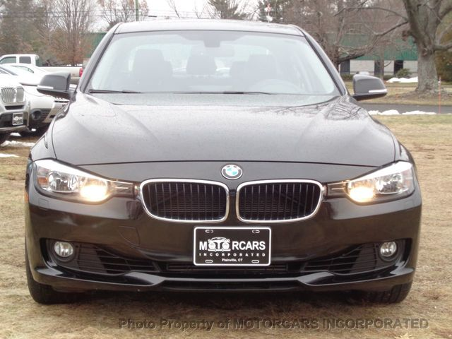 2013 Used BMW 3 Series NAVIGATION & ABSOLUTELY PRISTINE, AWD AND BLACK ON  BLACK! at MOTORCARS INCORPORATED Serving Plainville, CT, IID 17182310