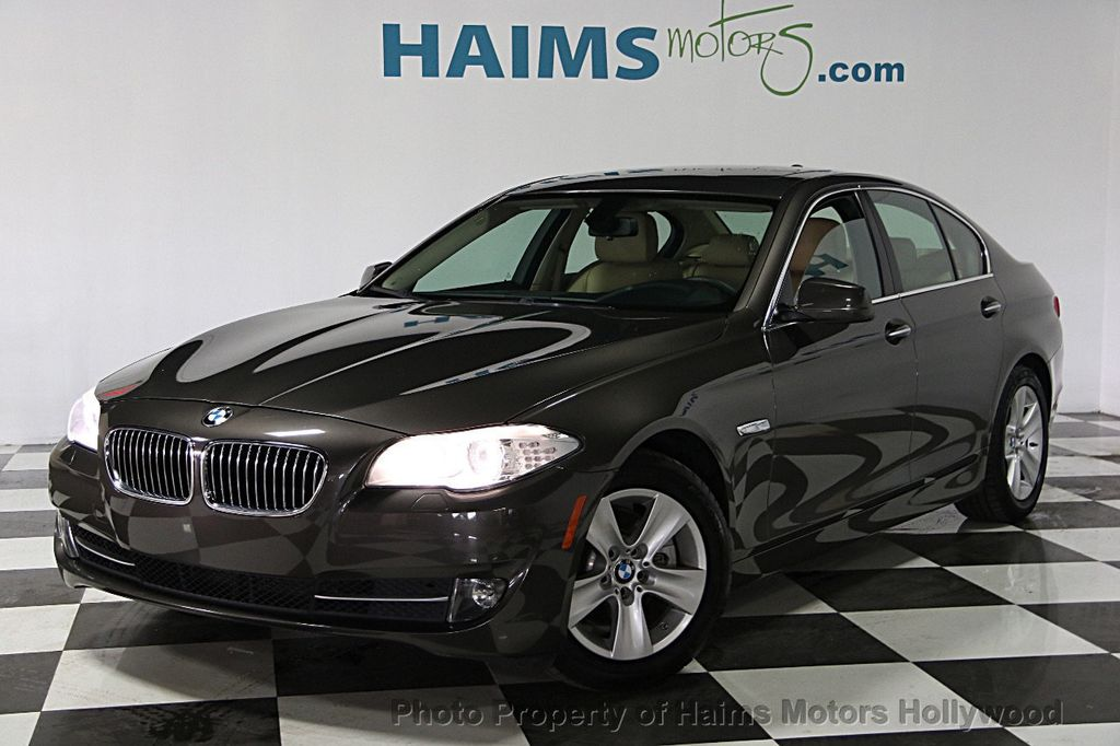 2013 Used BMW 5 Series 528i at Haims Motors Hollywood Serving Fort