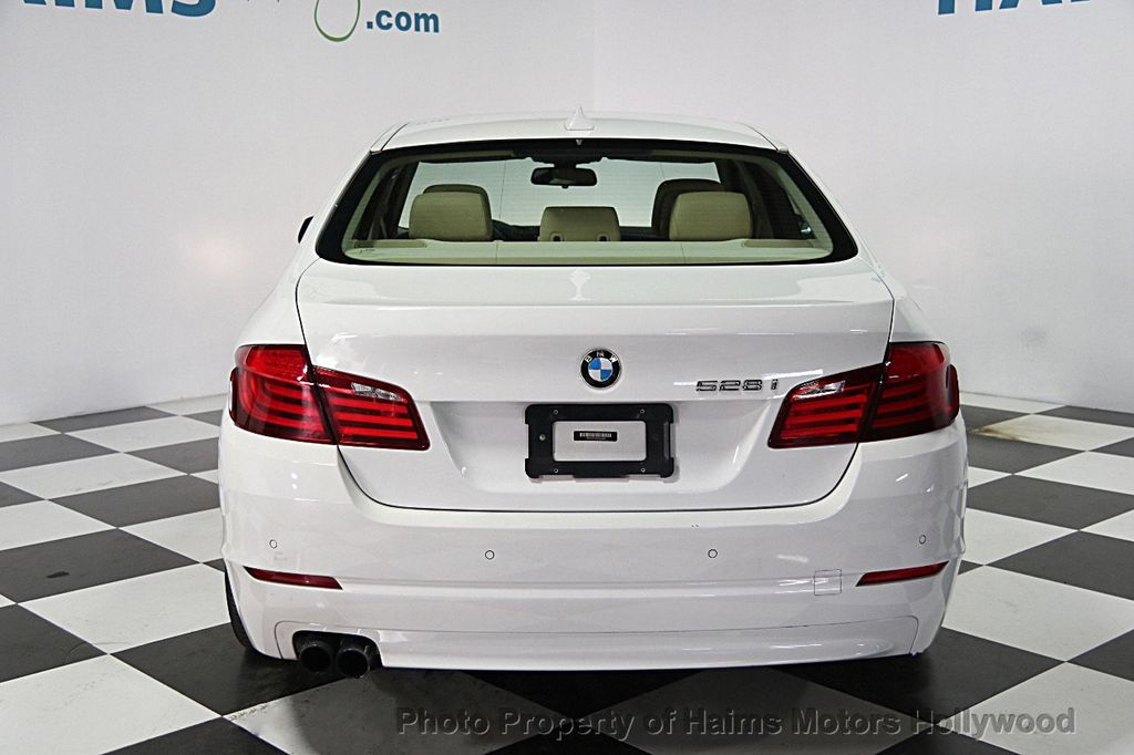 2013 Used BMW 5 Series 528i at Haims Motors Serving Fort