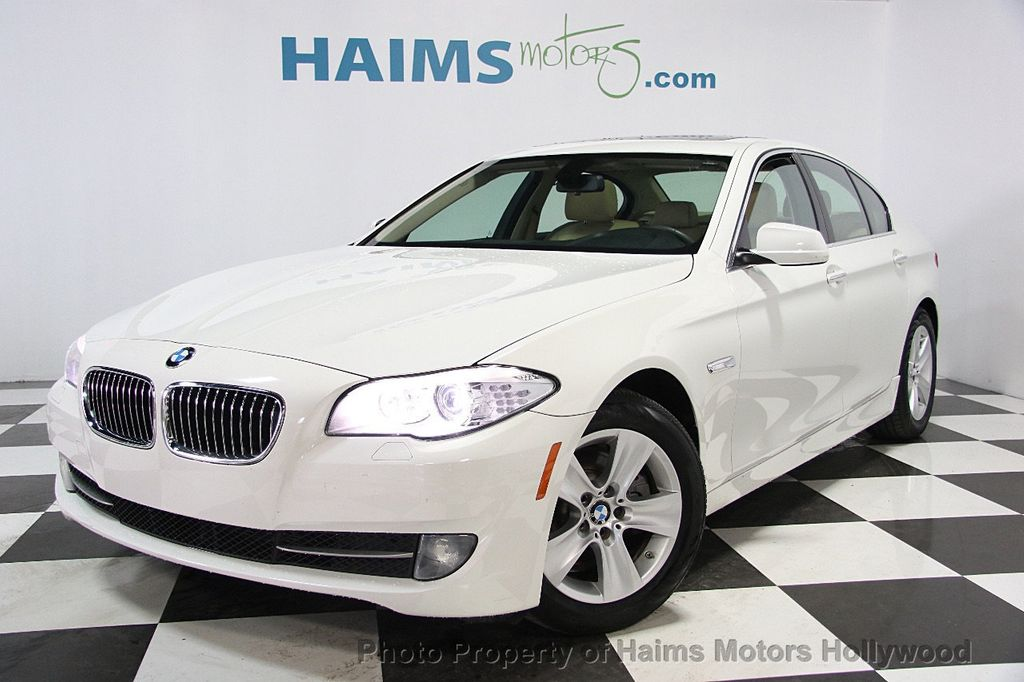 2013 Used Bmw 5 Series 528i At Haims Motors Ft Lauderdale
