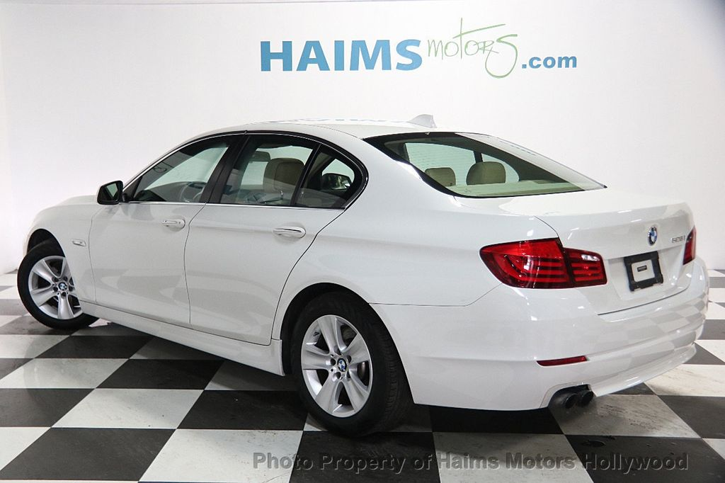 used 2013 bmw 5 series pricing edmunds autos post. Black Bedroom Furniture Sets. Home Design Ideas