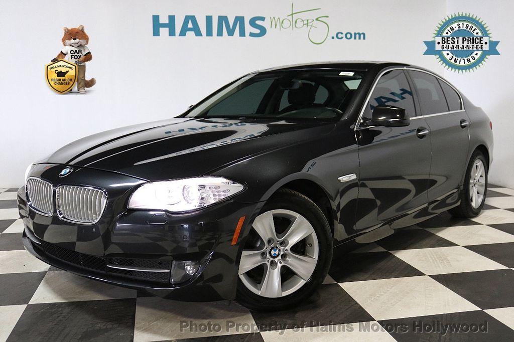 2013 BMW 5 Series 528i - 18581583 - 0