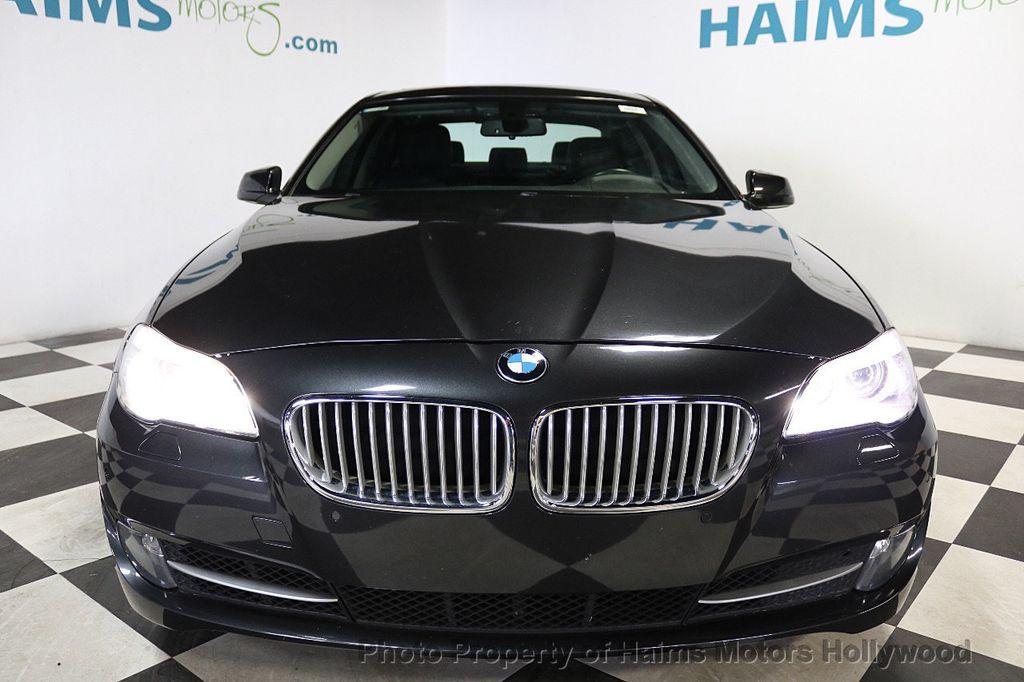 2013 BMW 5 Series 528i - 18581583 - 1