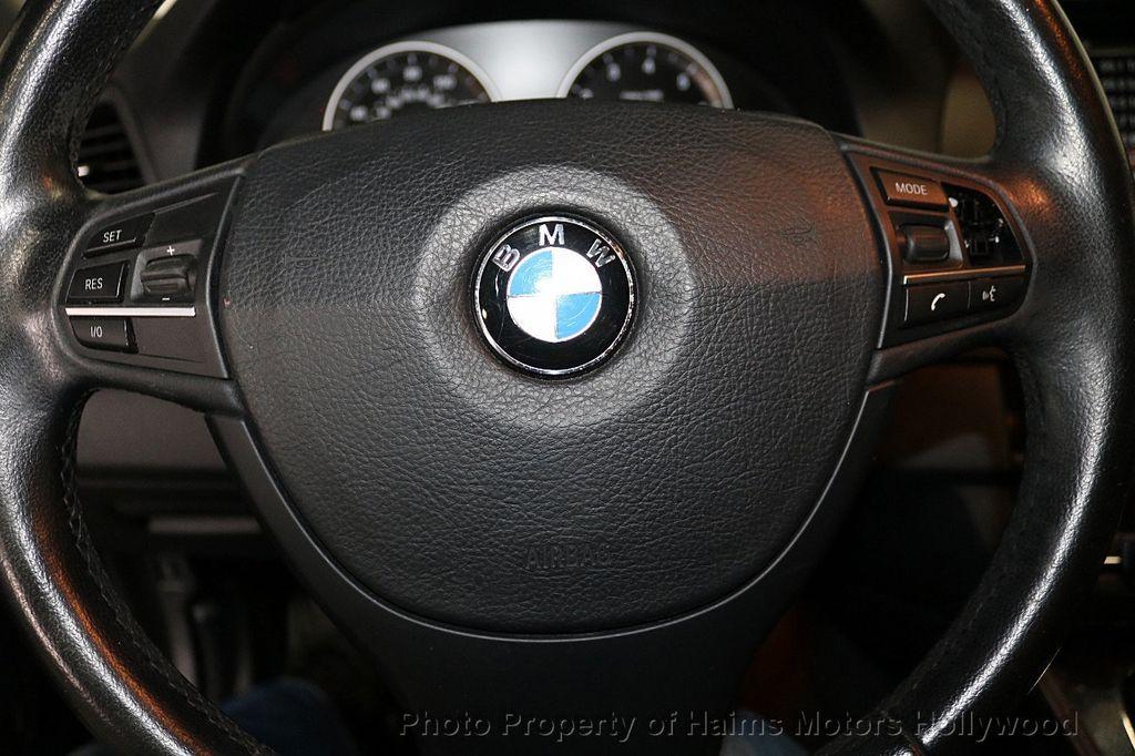 2013 BMW 5 Series 528i - 18581583 - 26