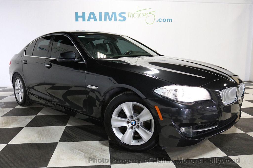 2013 BMW 5 Series 528i - 18581583 - 2