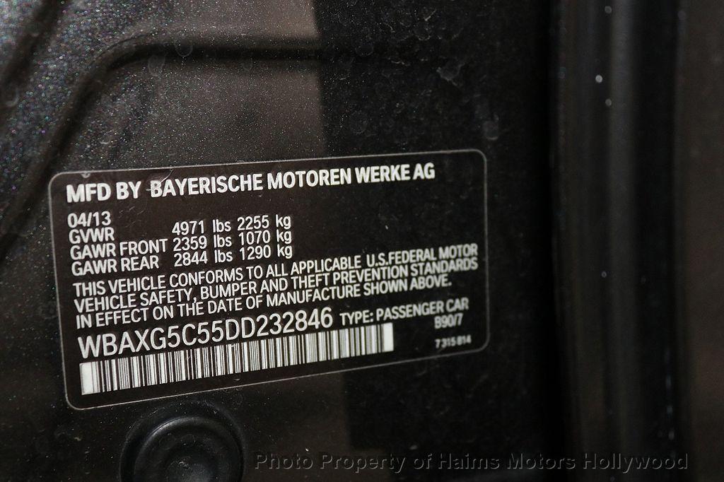 2013 BMW 5 Series 528i - 18581583 - 34