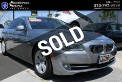 2013 BMW 5 Series - WBAXG5C52DDY32577