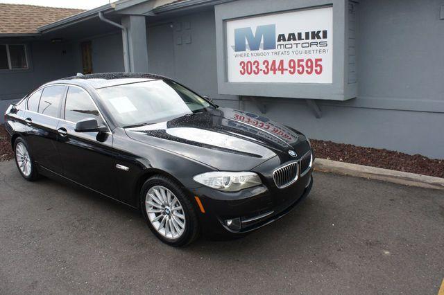 Lexus Dealership Denver >> 2013 Used BMW 5 Series 535i at Maaliki Motors Serving Aurora, Denver, CO, IID 17995823
