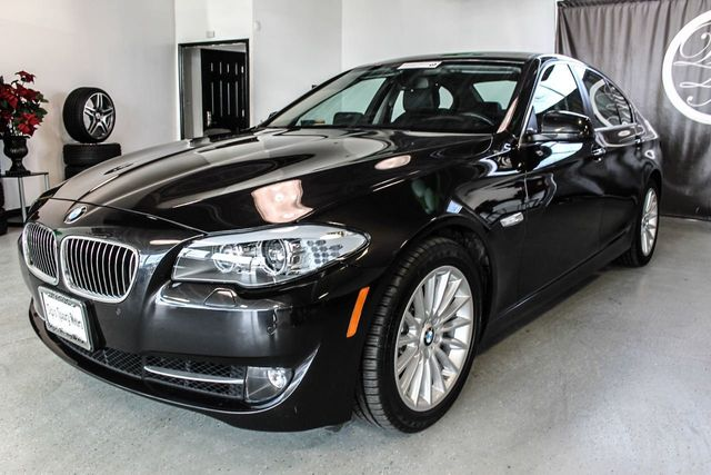Bmw 535I Xdrive >> 2013 Used Bmw 5 Series 535i Xdrive At Dip S Luxury Motors Serving