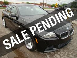 2013 BMW 5 Series - WBAFU7C57DDU66311