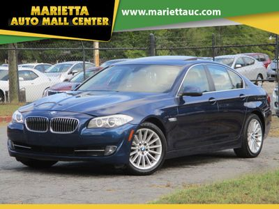 2013 BMW 5 Series 535i xDrive Sedan