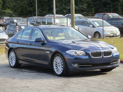 2013 BMW 5 Series 535i xDrive - Click to see full-size photo viewer