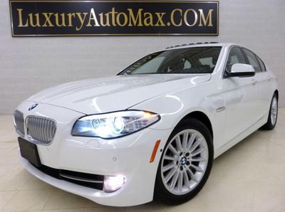 2013 BMW 5 Series ActiveHybrid 5 Sedan