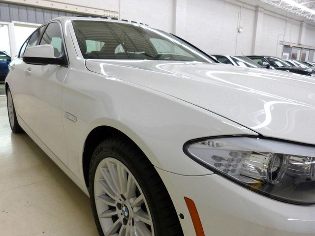 2013 BMW 5 Series ActiveHybrid 5 - Click to see full-size photo viewer
