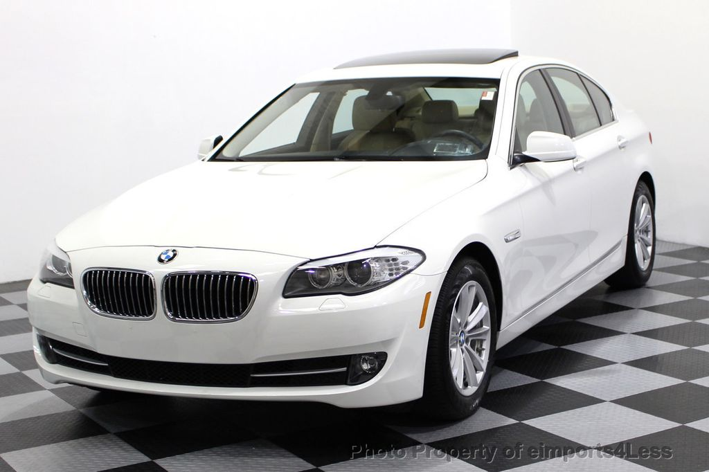 2013 BMW 5 Series CERTIFIED 528i xDRIVE AWD  - 16876508 - 0