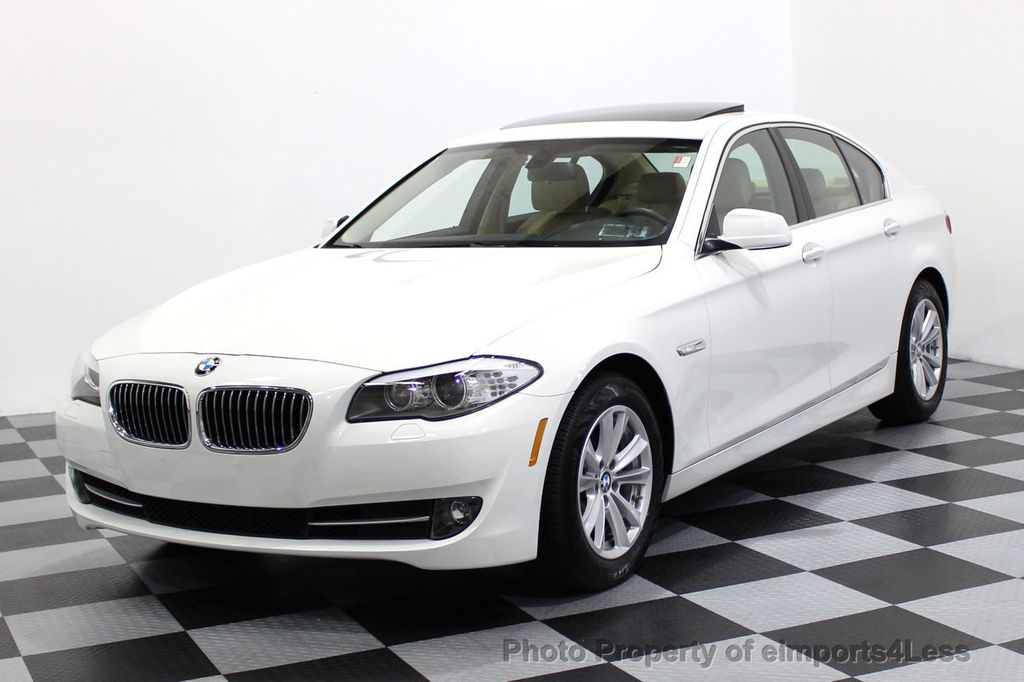 2013 BMW 5 Series CERTIFIED 528i xDRIVE AWD  - 16876508 - 11