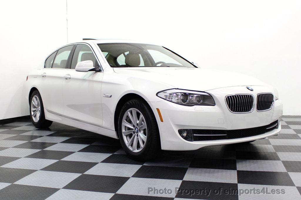 2013 BMW 5 Series CERTIFIED 528i xDRIVE AWD  - 16876508 - 12