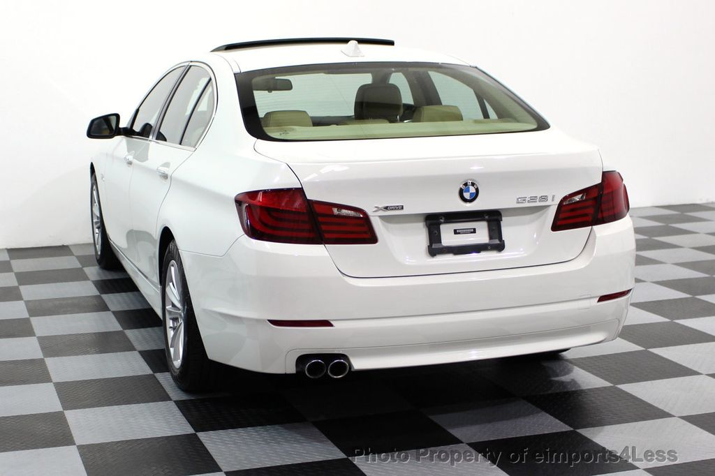 2013 BMW 5 Series CERTIFIED 528i xDRIVE AWD  - 16876508 - 13