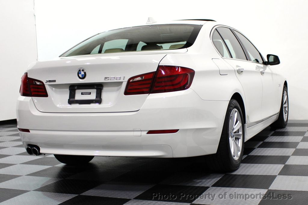 2013 BMW 5 Series CERTIFIED 528i xDRIVE AWD  - 16876508 - 15