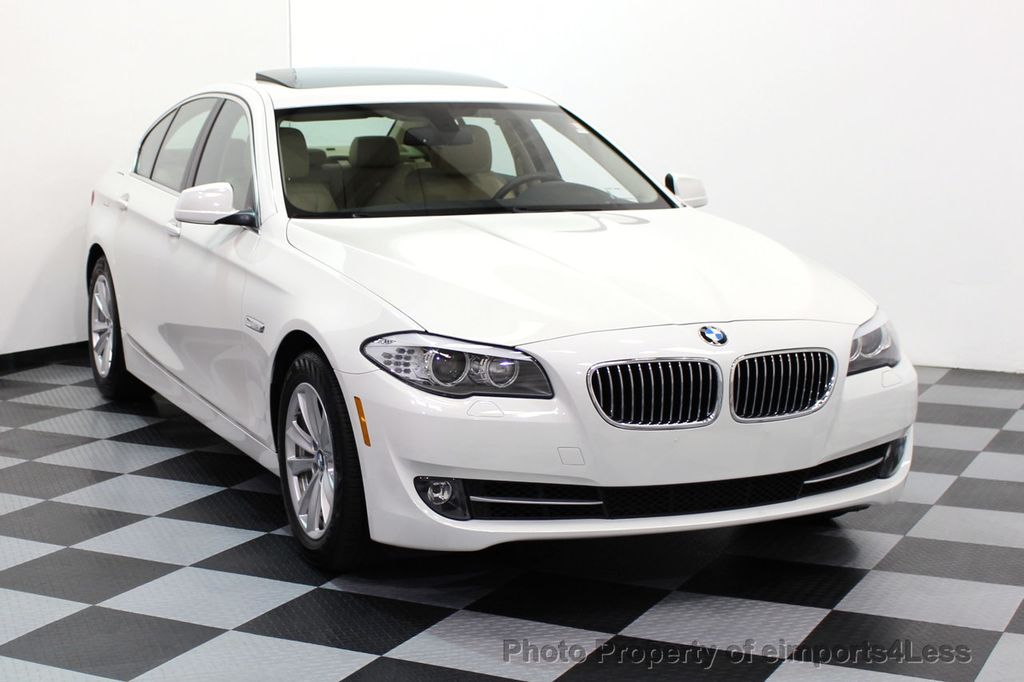 2013 BMW 5 Series CERTIFIED 528i xDRIVE AWD  - 16876508 - 1