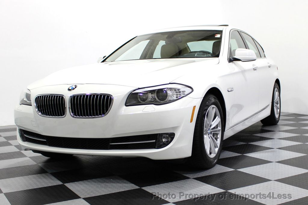 2013 BMW 5 Series CERTIFIED 528i xDRIVE AWD  - 16876508 - 24