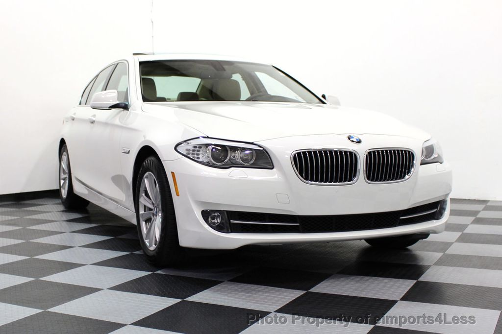 2013 BMW 5 Series CERTIFIED 528i xDRIVE AWD  - 16876508 - 25