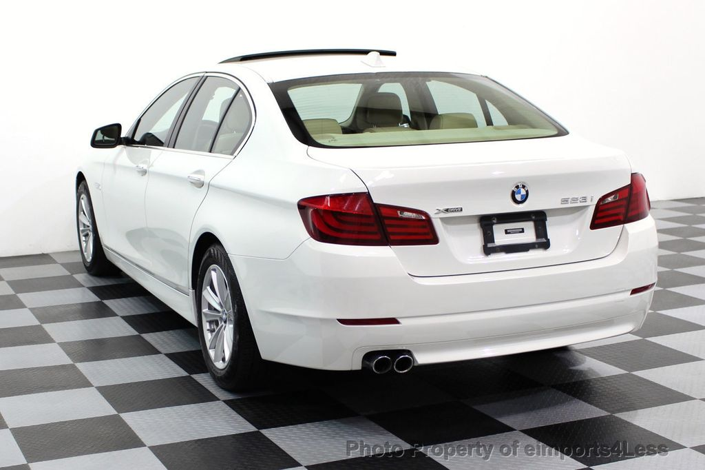 2013 BMW 5 Series CERTIFIED 528i xDRIVE AWD  - 16876508 - 2