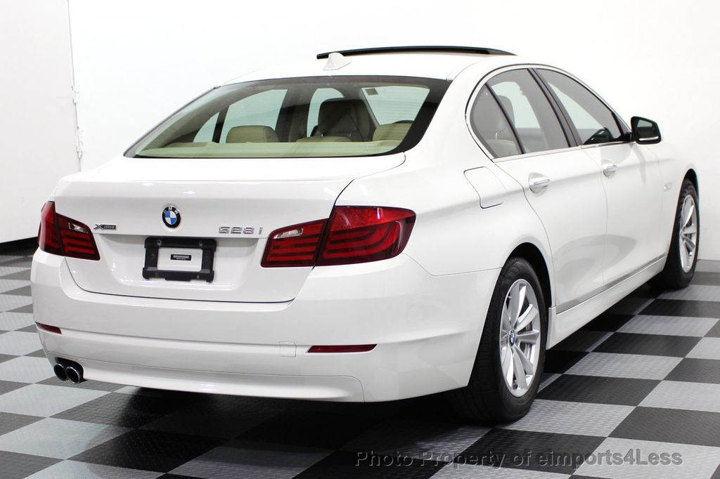 2013 BMW 5 Series CERTIFIED 528i xDRIVE AWD  - 16876508 - 3