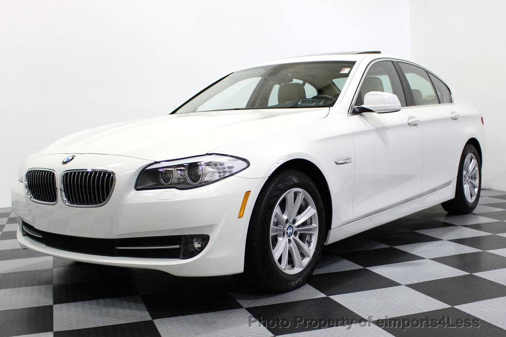 2013 BMW 5 Series CERTIFIED 528i xDRIVE AWD  - 16876508 - 41