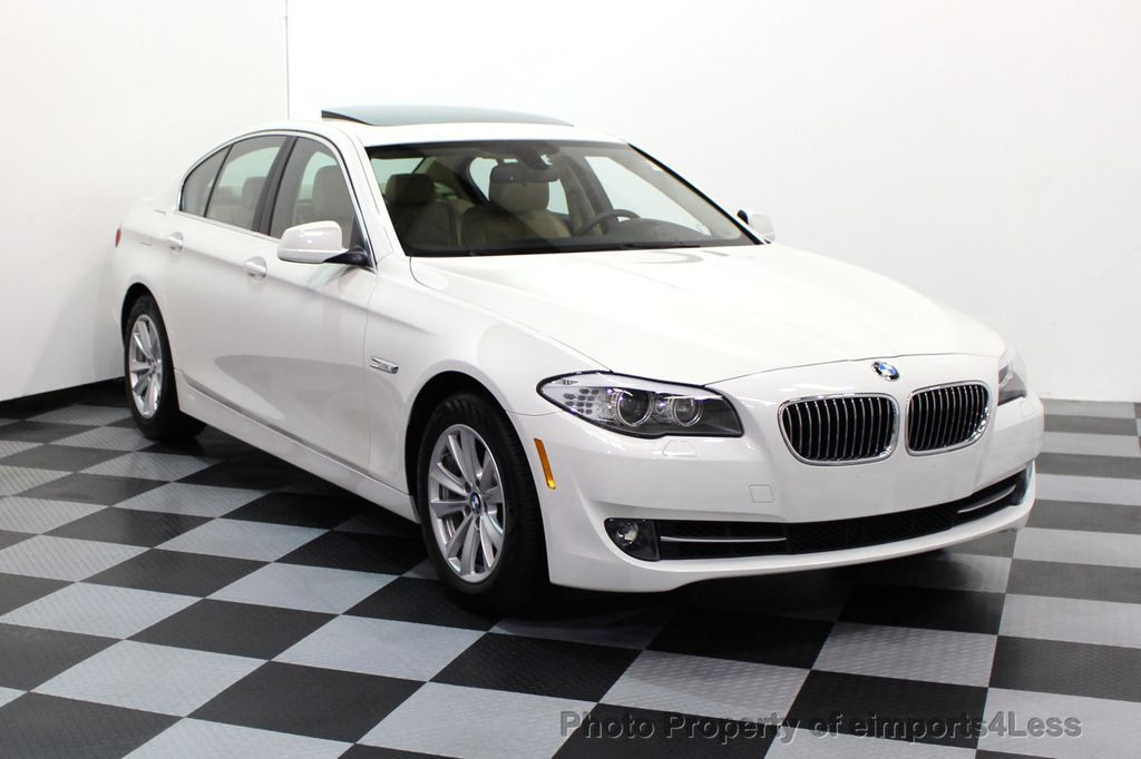 2013 BMW 5 Series CERTIFIED 528i xDRIVE AWD  - 16876508 - 42