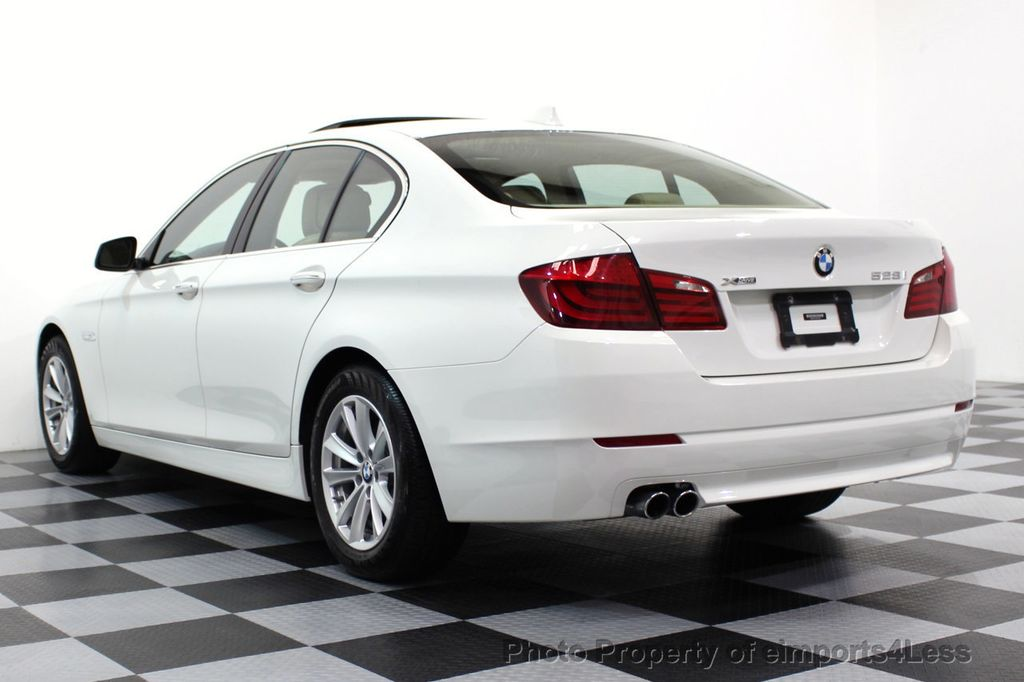 2013 BMW 5 Series CERTIFIED 528i xDRIVE AWD  - 16876508 - 43