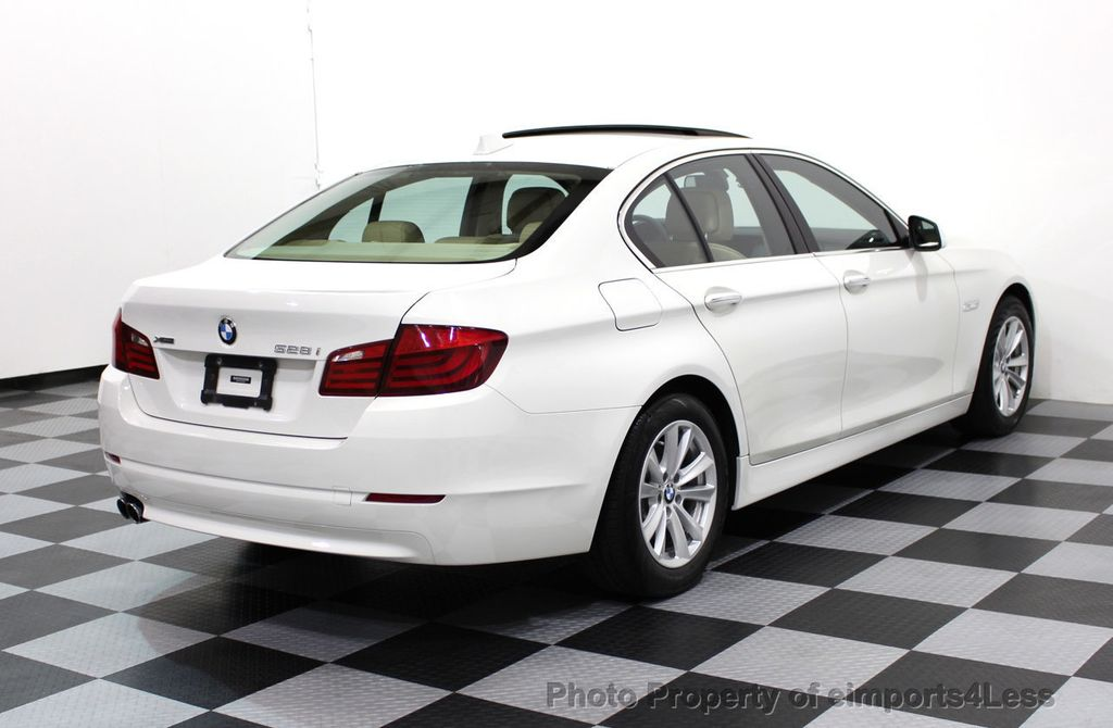 2013 BMW 5 Series CERTIFIED 528i xDRIVE AWD  - 16876508 - 44