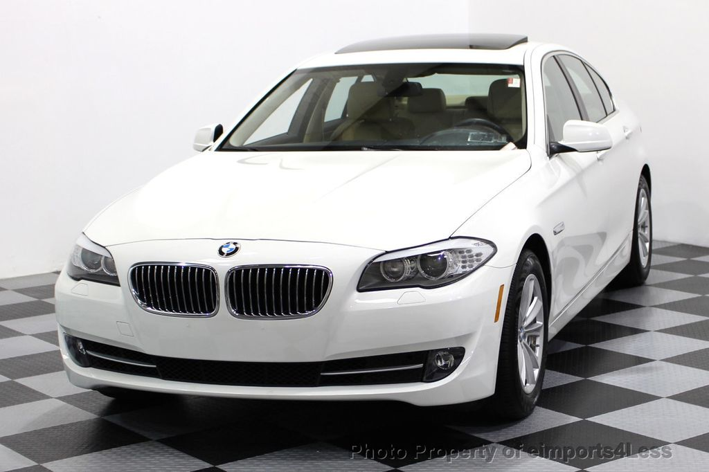 2013 BMW 5 Series CERTIFIED 528i xDRIVE AWD  - 16876508 - 45