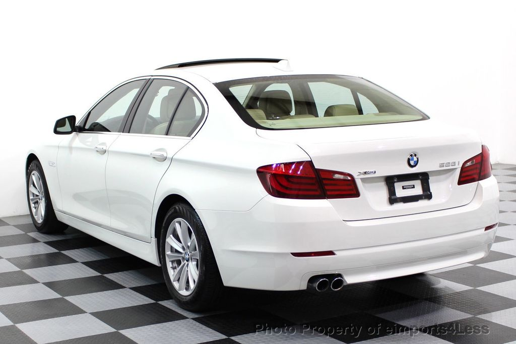 2013 BMW 5 Series CERTIFIED 528i xDRIVE AWD  - 16876508 - 46
