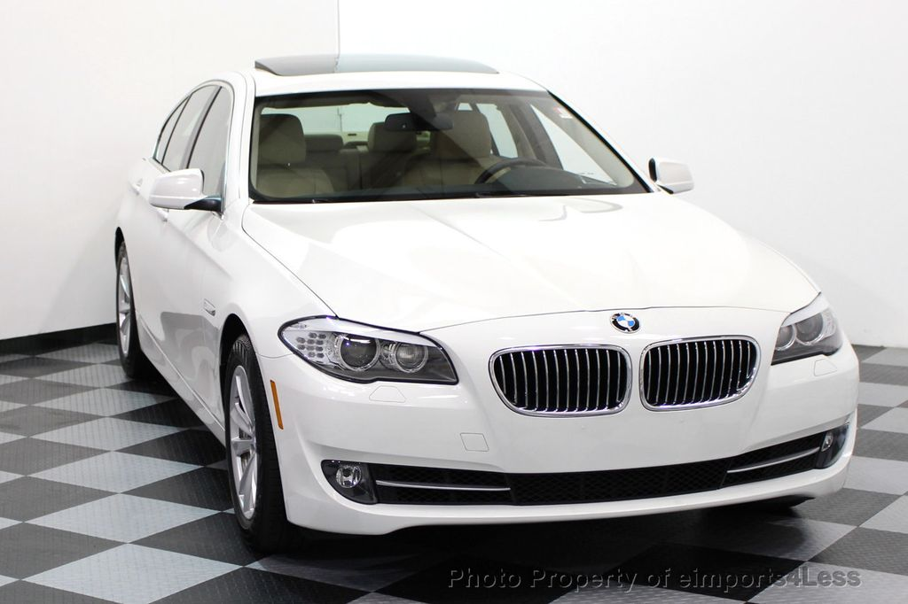 2013 BMW 5 Series CERTIFIED 528i xDRIVE AWD  - 16876508 - 48